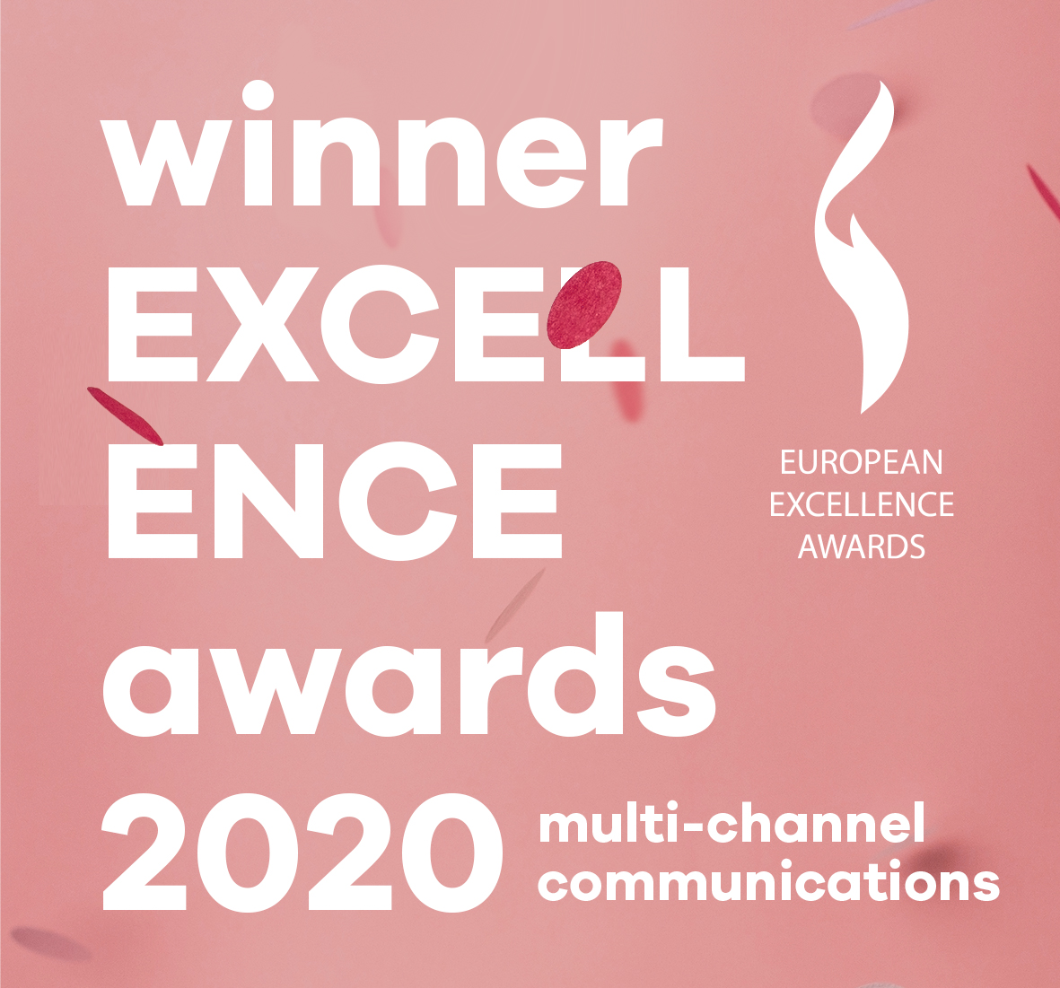 DEARDAN&Friends + BIJL PR winner European Excellence Awards 2020 for best case multi-channel communications